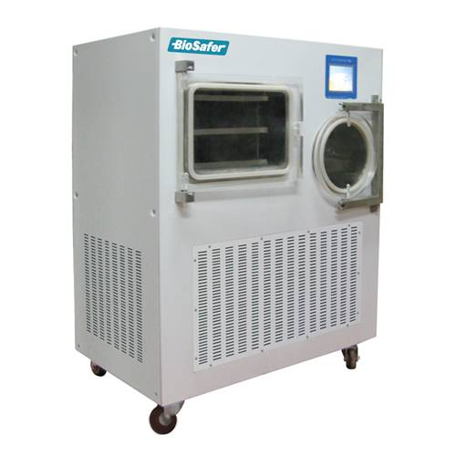 Biosafer-100A Square Cabinet Freeze Dryer