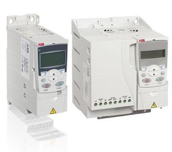 ABB ACS355 Universal Frequency Converter 0.37kw ACS355-03E-02A4-2 ACS355 Series Inverter