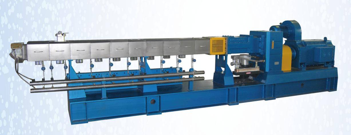 Twin Screw Compounding Extruder Set (TE-85)