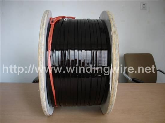 Enameled Flat Aluminum Wire Size