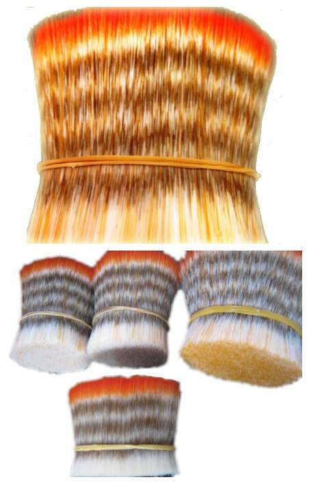 Imitation dressed fitch hair made in china