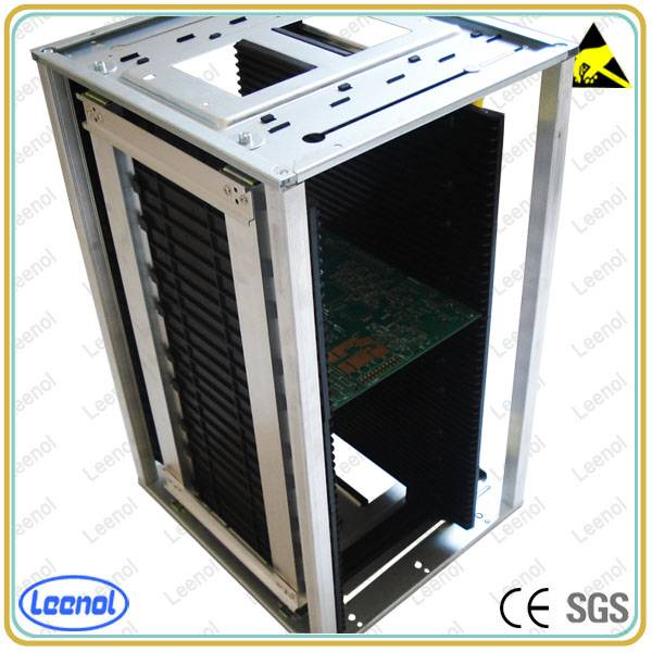 High quality ESD SMT Magazine PCB Rack