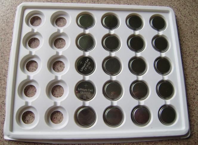 CR1616 CR1620 CR1632 lithium 3v button cell battery coin cells