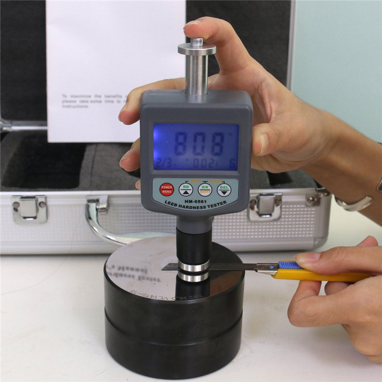 Leeb Hardness Tester HM-6561 (Data Memory)