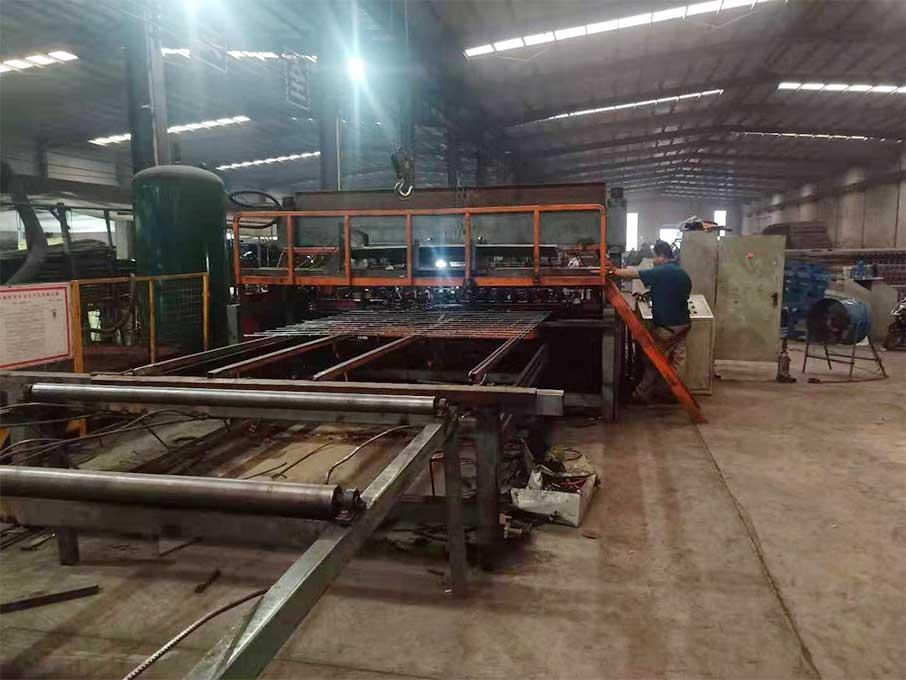 Strip Foundation mesh reinforcement A393