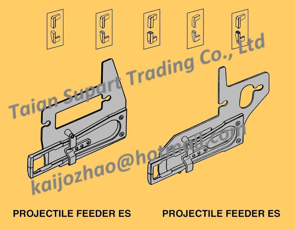 Sulzer weaving loom parts Projectile feeder ES