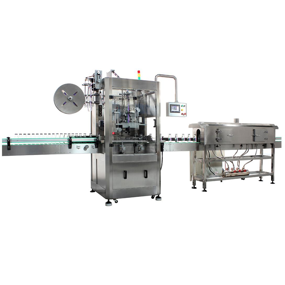 Supply labeling machine Automatic Shrink Sleeve Labeling Machine