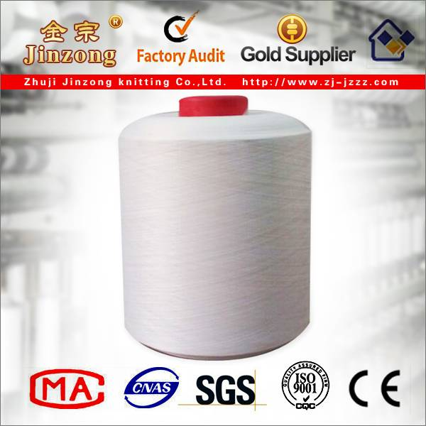Polyester Covered Yarn with Conventional or Air Covered