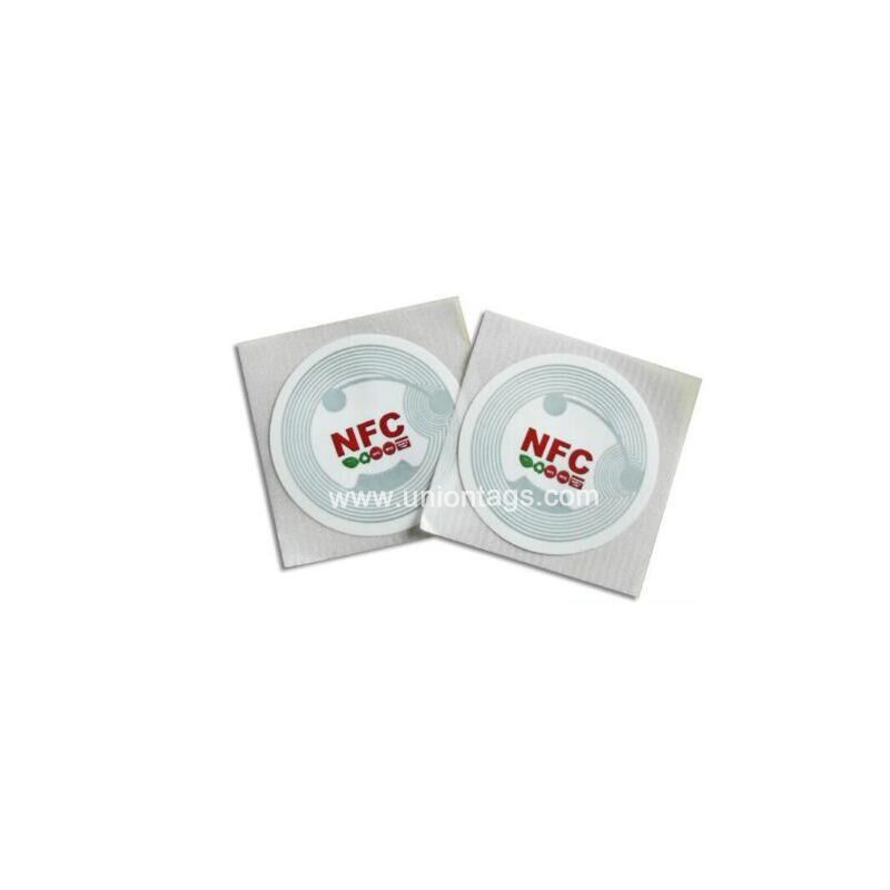 ISO14443A 13.56Mhz NTAG203 NFC rfid taglabelsticker