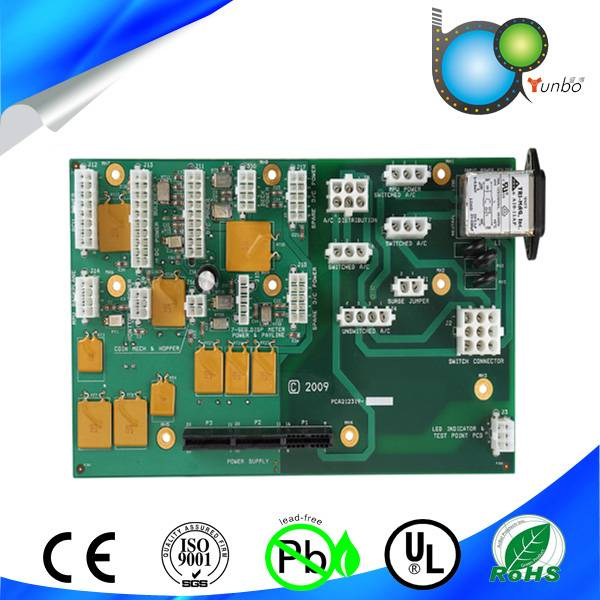 Double-sided PCB Electronic assembly
