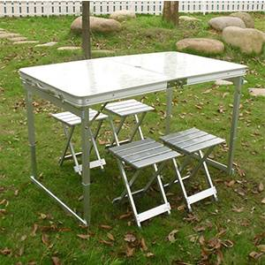 New fashion outdoor table aluminum table folding table camping table DF- 19-47