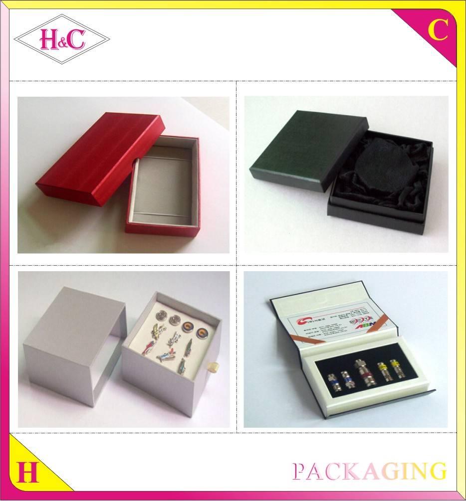 Professional Custom Color Printing Kraft Paper Box Packaging