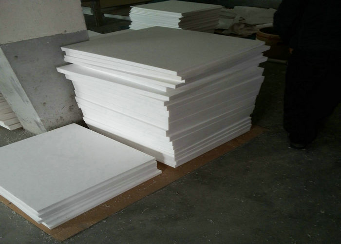 PTFE Sheet, Teflon Sheet, Plastic Sheet Made with 100 % Virgin Teflon Material, White and Black