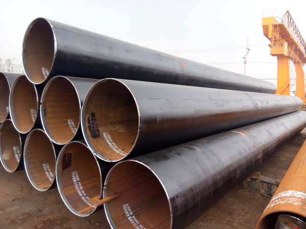 Longitudinal Submerge-arc Welded Pipes (LSAW Pipes)