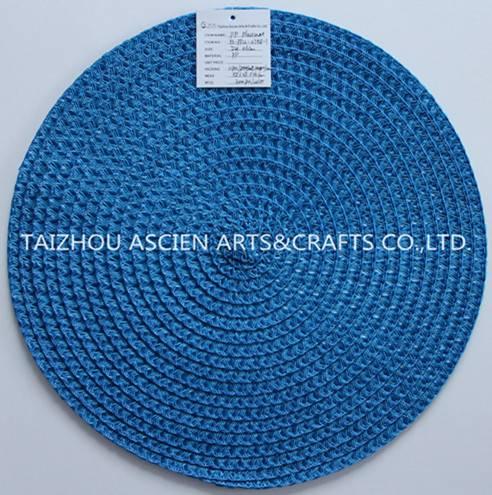 Woven polyester mats YS-PP12-075R