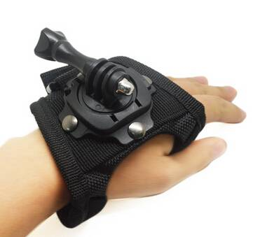 Sport Camera 360-degree Rotation Creative Glove-style Mount -BC127