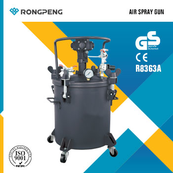 RONGPENG Automatic Mixing Paint Tank RP8363A