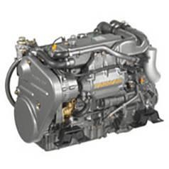 New Yanmar 4JH4-HTE Marine Diesel Engine 110HP