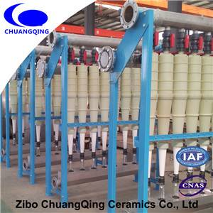 Pulp Mill Machinery Paper Pulp Low Density Cleaner/ Paper Pulp Machine