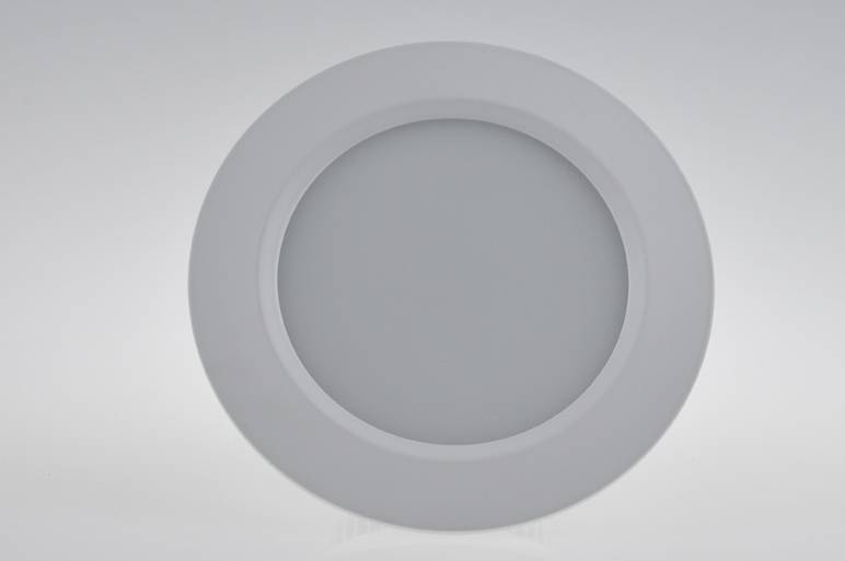 Hot selling LED panel light 3W-25W warm white round shape LED panel light