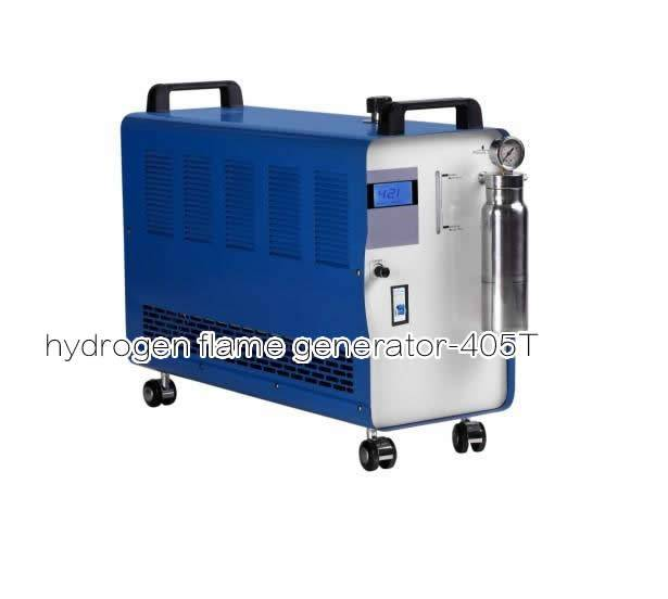 hydrogen flame generator-405T with 400 liter / hour gas output ( newly 2016)