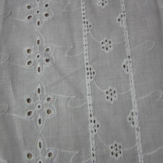 COTTON EMBROIDER FABRIC