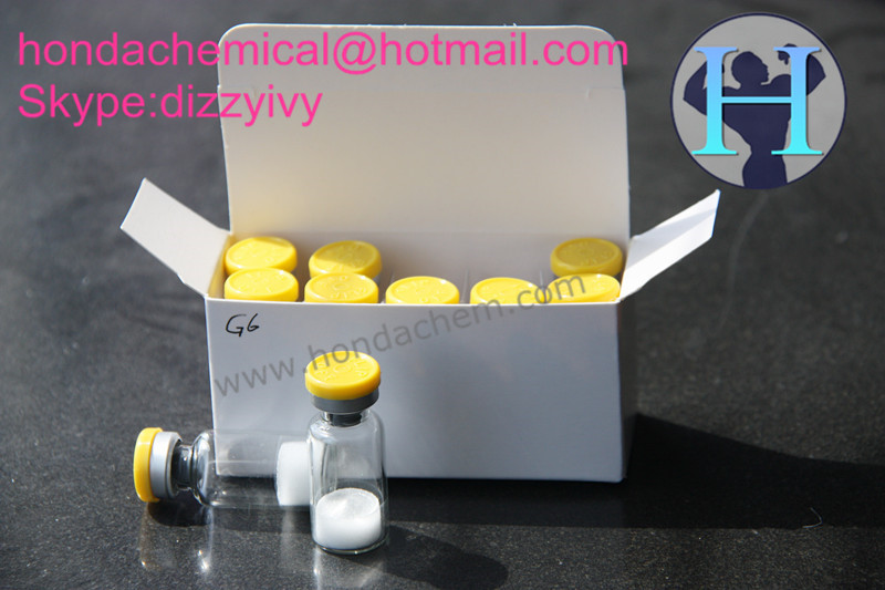 Human Growth Peptide Steroid Ghrp 6 99.9% Injectable Human (Growth) Peptide Hormone Ghrp-6