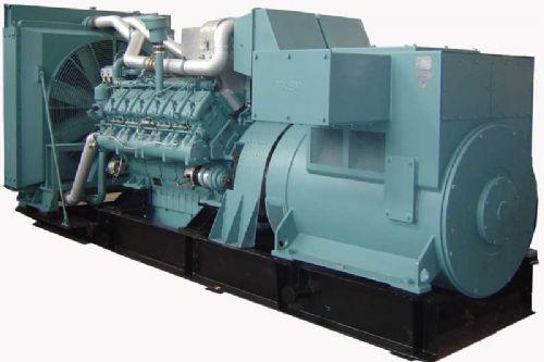good price powerful generator powered with Deutz engine DTW1875