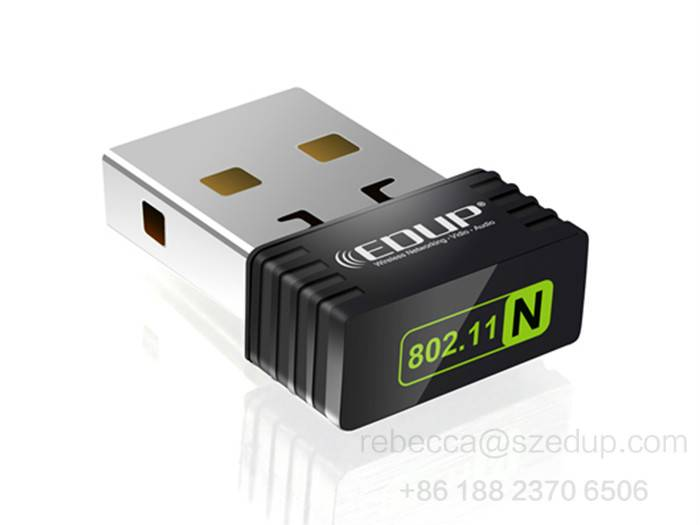 EDUP Wifi USB Adapter 150Mbps With Ralink5370 Chipset