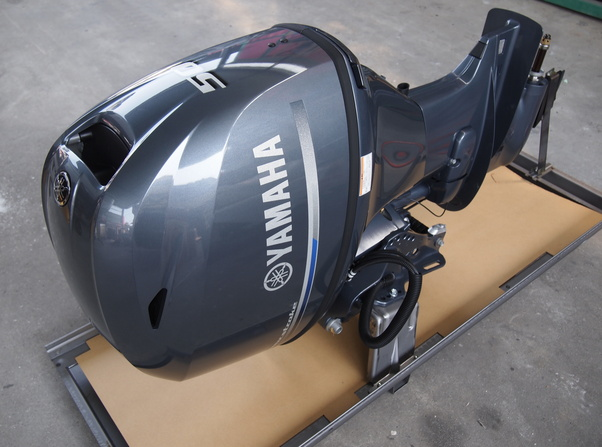 Used and New YAMAHA Outboard Engines 40-450HP