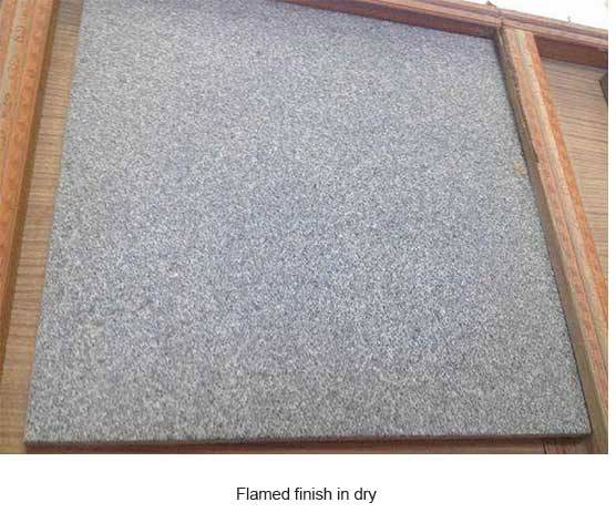 G654 Oriental Dark Small Grain Granite Flooring