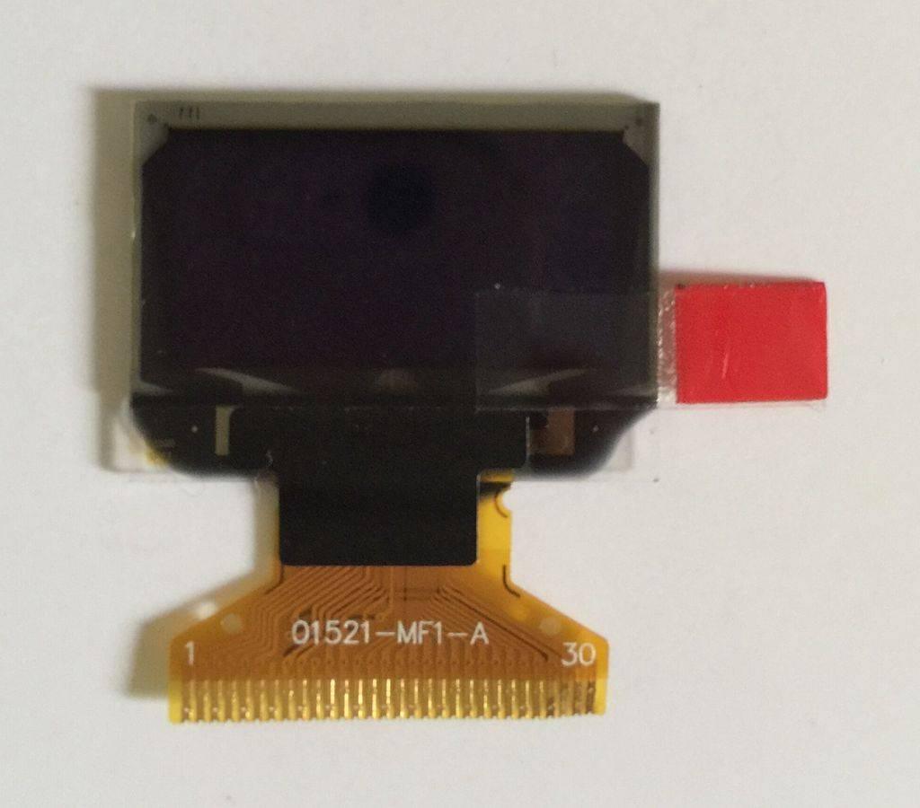 0.96 OLED 30 Pin