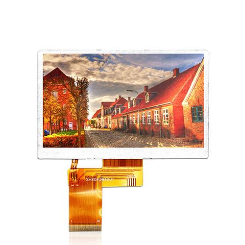 4.3 Inch TFT LCD Display Module 480x272