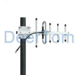 450-470MHz CDMA Yagi Antenna High Gain Outdoor Directional Antenna