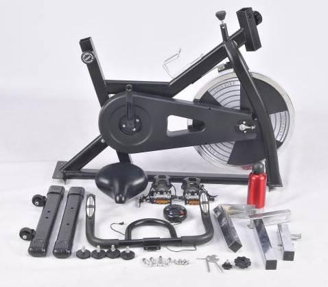 exercise type spinning bike