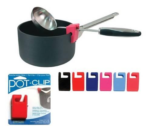 Plastic Pot Clip