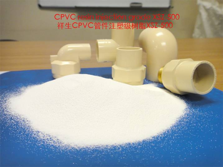 CPVC INJECTION GRADE RESIN