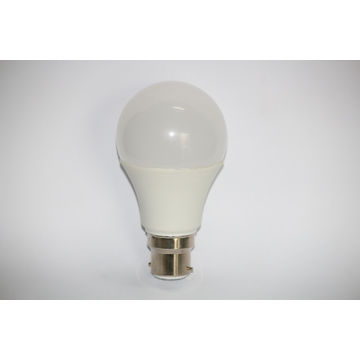 A55 led bulds B22 led Bulbs , 6W/7W/AC100-240V,CE&RoHS Mark,ISO9001 Factory,IC/RC Driver