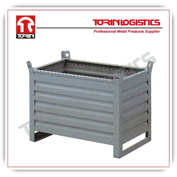 Corrugated steel container SWK5004