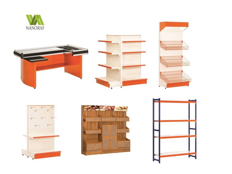 MARKET DISPLAY SYSTEMS