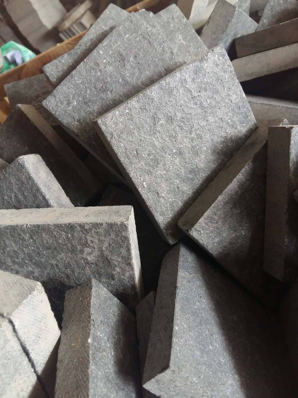 G684 Flamed Cubes/Paving Stone