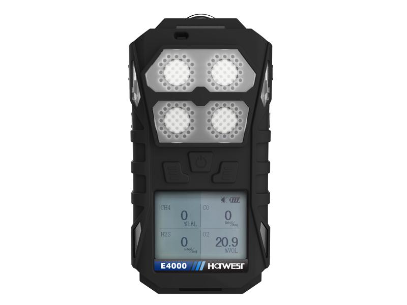 E4000 Four Gas Detector