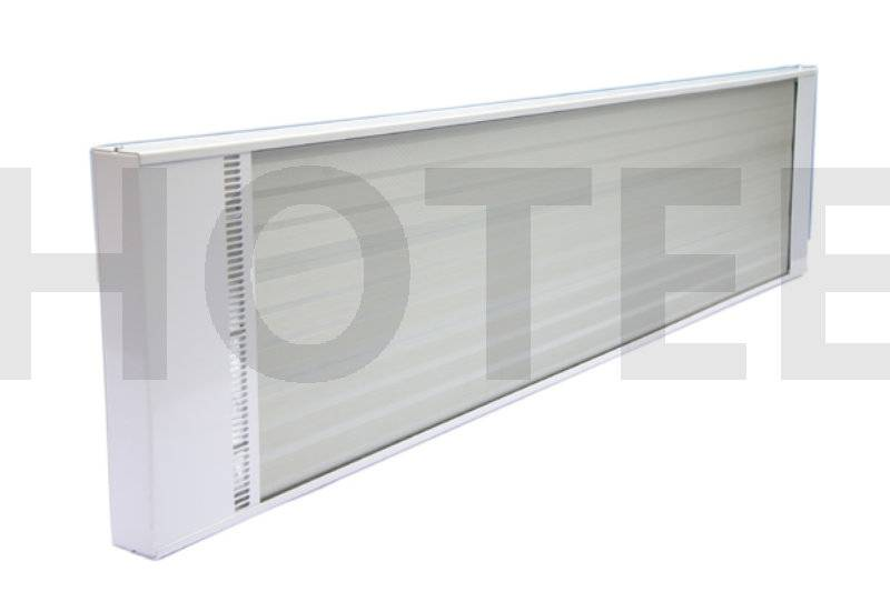 Hotee Far Infrared Radiant  Heater IH-40-white