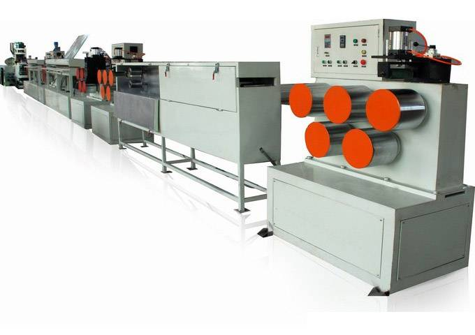 SJ75/33 BROOM PET WIRE DRAWING PRODUCTION LINE