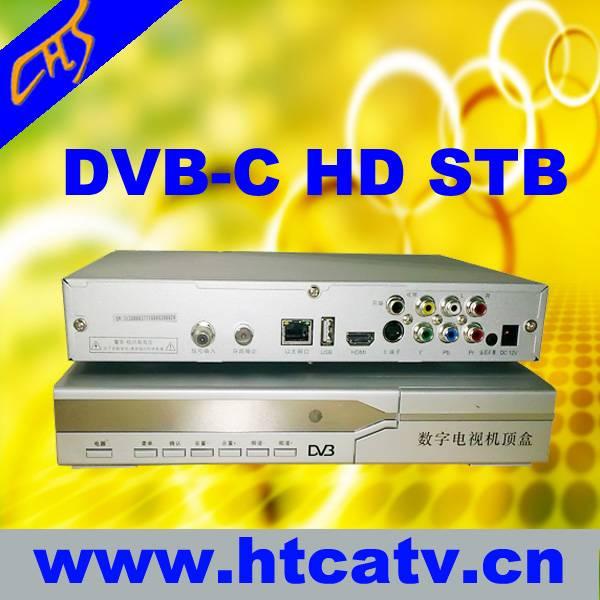MPEG-2/MPEG-4 H.264 Set Top Box