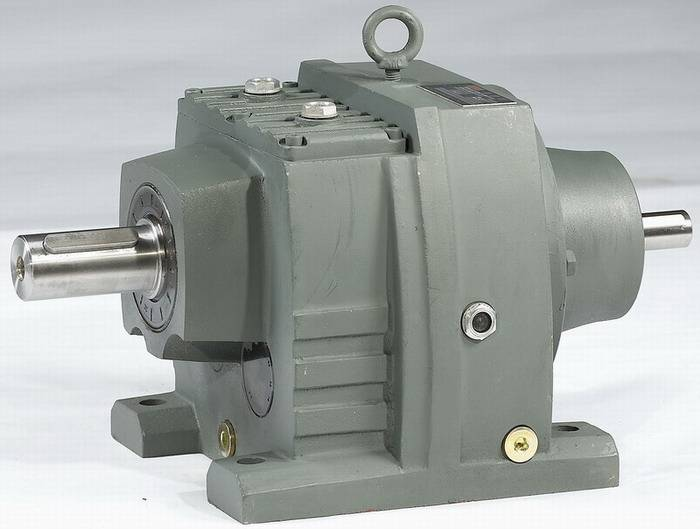 RS  inline helical gearbox