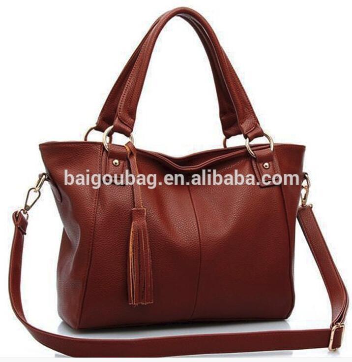 Fashion Women Lady Handbag Shoulder Bags Tassels Women Handbag