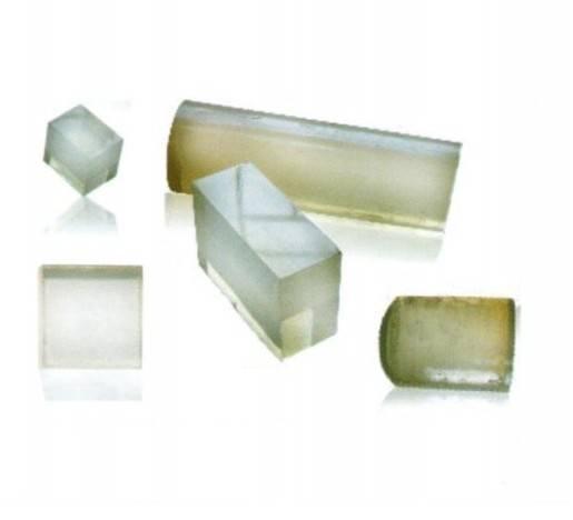Cadmium tungstate (CdWO4) crystal