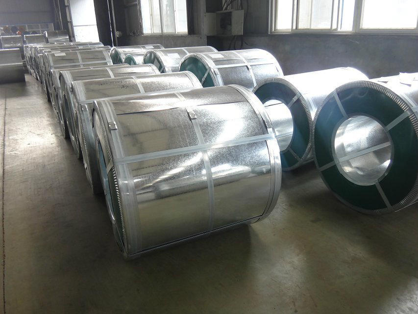 Z180 hot dipped galvanized steel coil