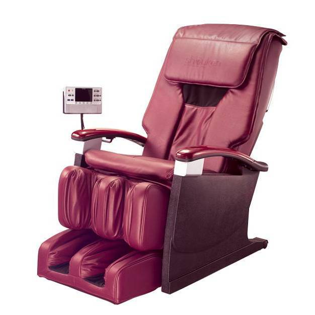 Deluxe Style Recliner Massage Chair